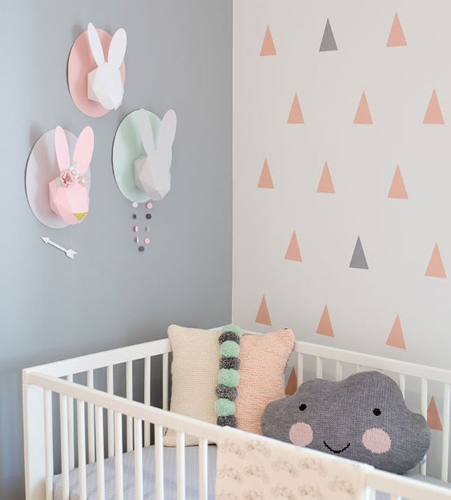 25 Creative And Modern Nursery Design Ideas