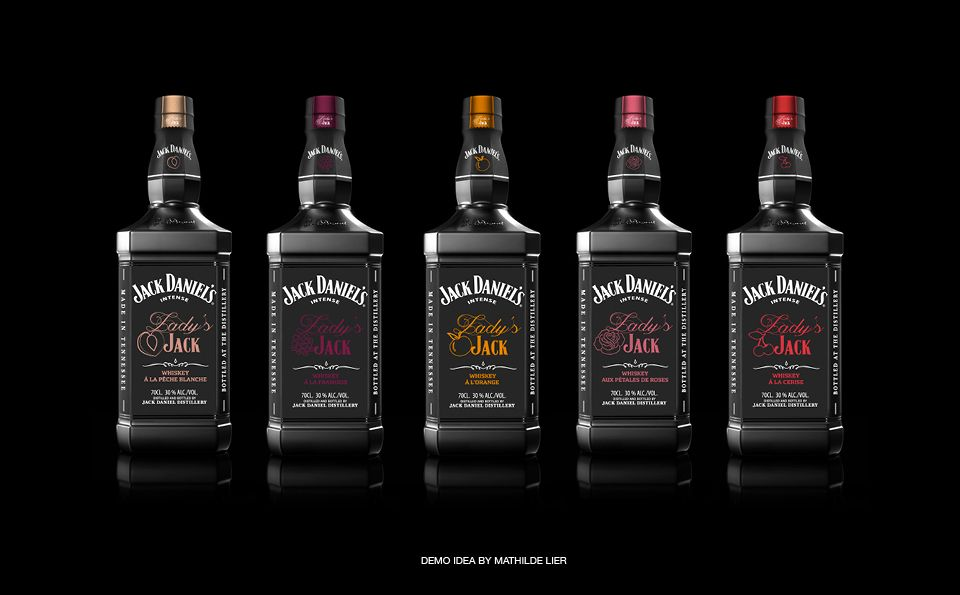 Lady S Jack Liquor Bottle Lights Jack Daniels Jack Daniel S