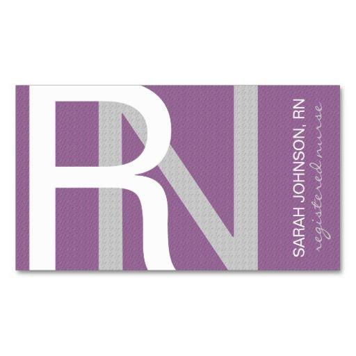 Textured registered nurse choose background color business card textured registered nurse choose background color business card colourmoves Choice Image