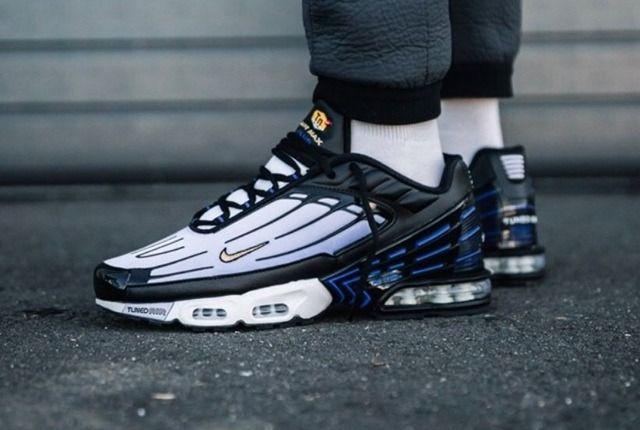 Nike Air Max Plus 3 Hyper Blue | Chaussures de sport mode, Nike ...