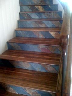 Ceramic Tile Stair Treads Google Search