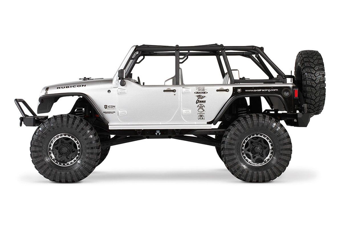 Axial SCX10 RC Jeep JK RTR | Pinterest | Jeep jk, Jeeps and Jeep ...