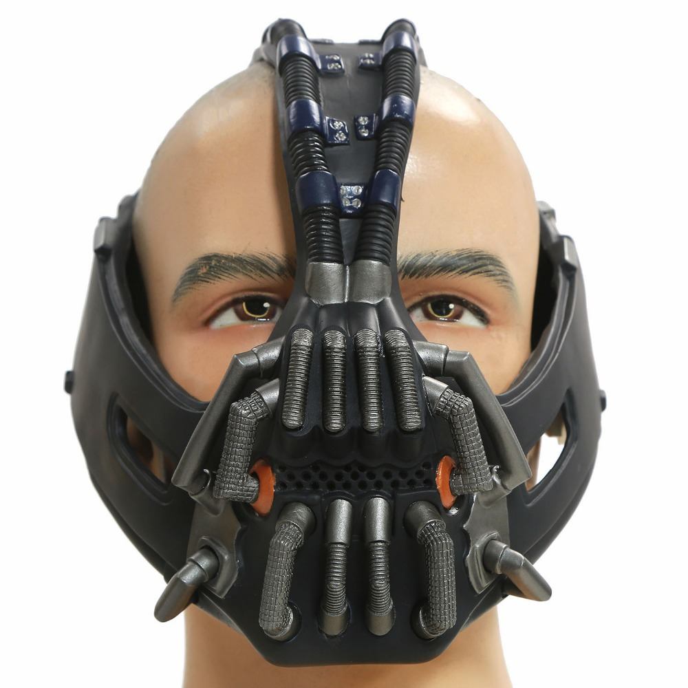 Bane Mask Price 37 98 Free Worldwide Shipping Https Herozone Online Bane Mask Www Herozone Online Herozoneonl Bane Mask Batman Halloween Costume Props