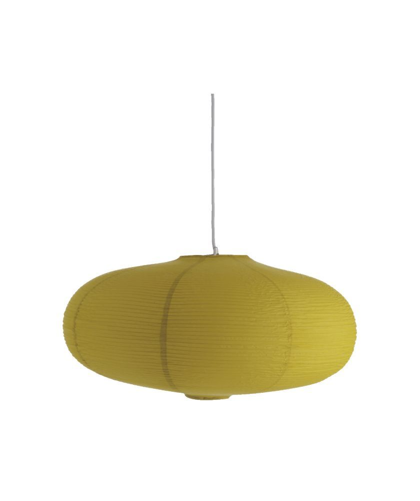 Buy habitat shiro saffron yellow paper pendant shade at argos buy habitat shiro saffron yellow paper pendant shade at argos your geotapseo Image collections