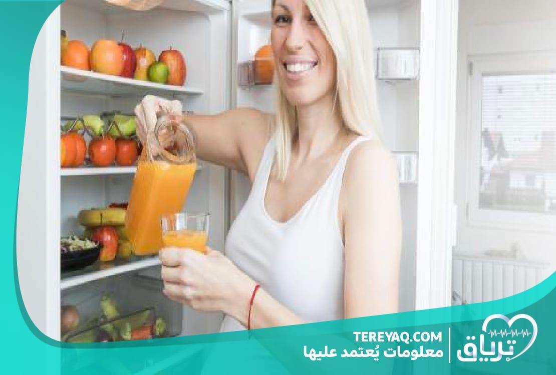 غذاء الحامل في الشهر الخامس أطعمة غنية بالحديد بروتين كالسيوم
