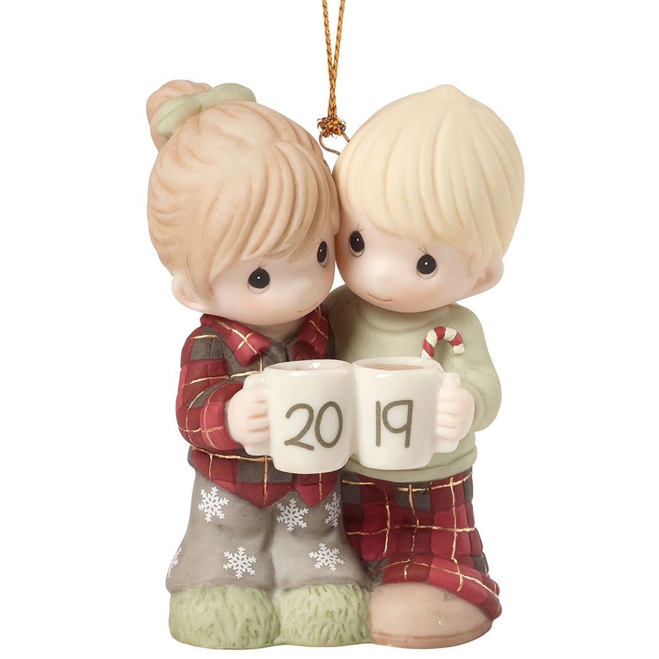 Our First Christmas Together, 2019 Dated Porcelain