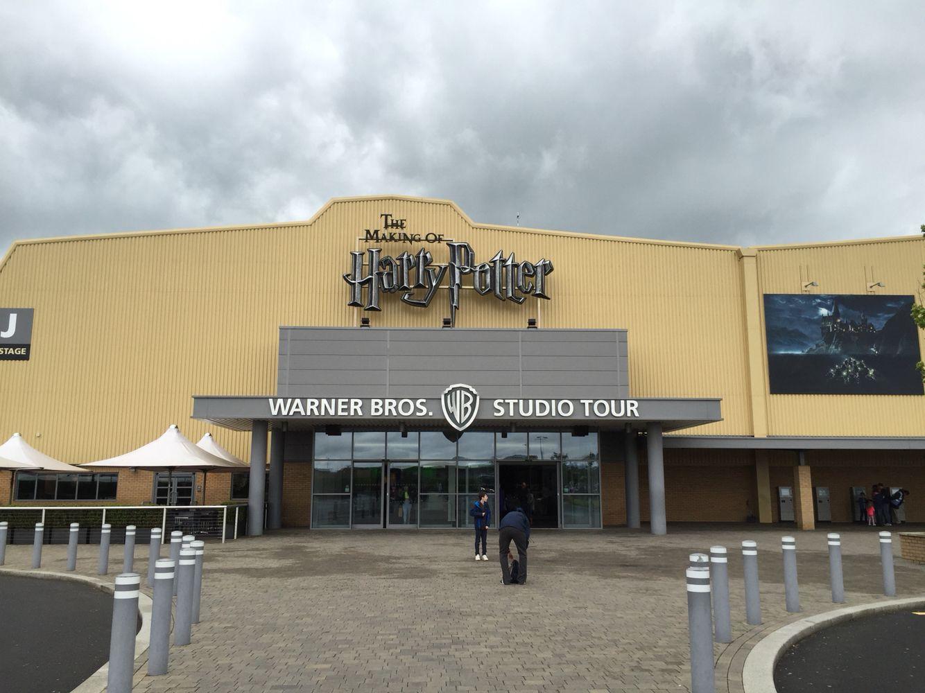 Warner Bros Harry Potter Studio England Wb Studio Tour Harry Potter Studios Studio Tour