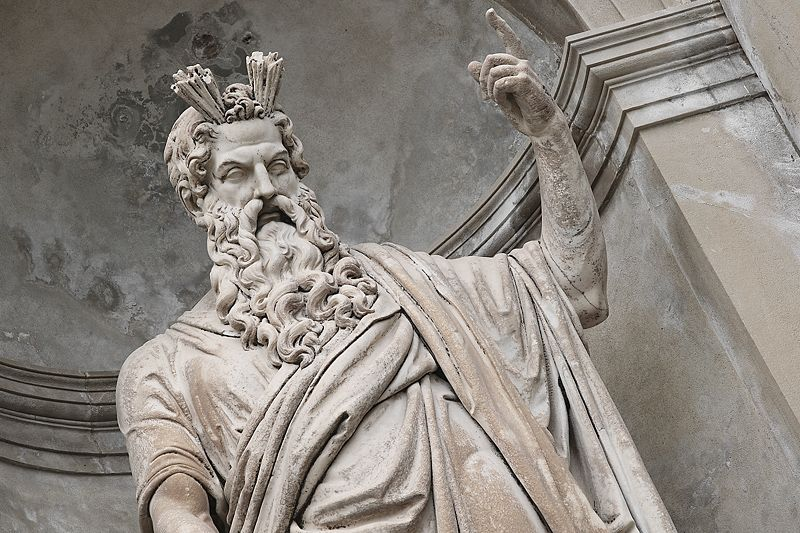 Greek Mythology Statues | Mount olympus, Mythology and ...
