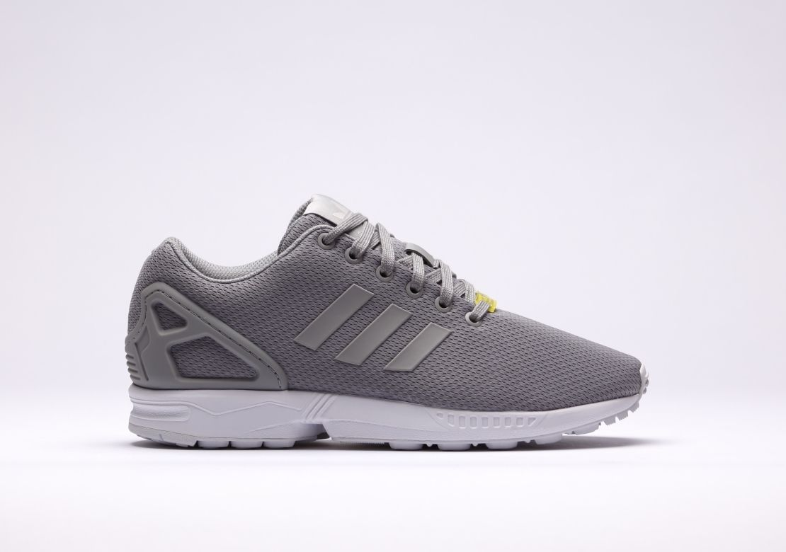 #adidas ZX Flux Grey #sneakers | ADIDAS® | Pinterest | Grey sneakers, Adidas  zx flux and Adidas ZX