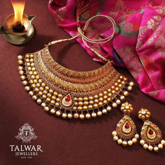 991cc32f411 Founded in 1954, Talwar Jewellers is one of the oldest and most ...