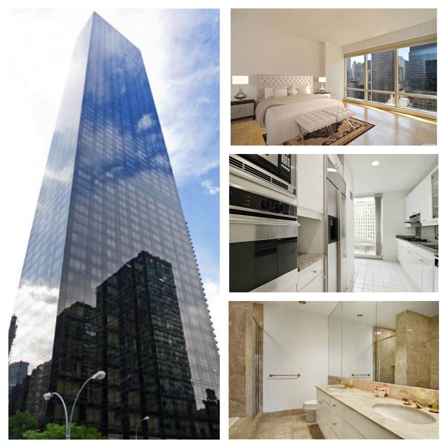 The Trump World Tower Buildingoftheday Is A Post War Mid Rise Building