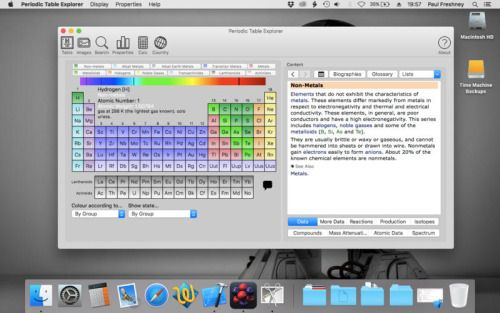 Periodic table explorer education reference mac app 099 periodic table explorer education reference mac app 099 urtaz Gallery