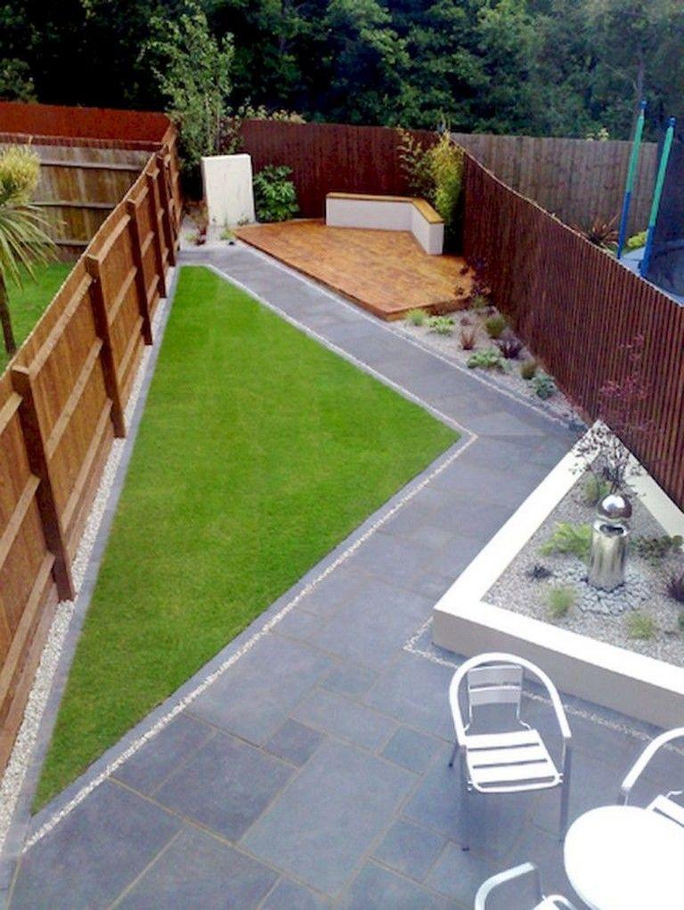 50 Good Small Backyard Landscaping Ideas On A Budget Modern Garden Design Small Backyard Landscaping Small Garden Landscape