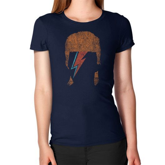 David Bowie Vintage Tees Women's T-Shirt