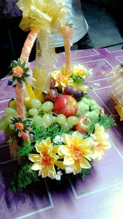 Gubahan buah-buahan