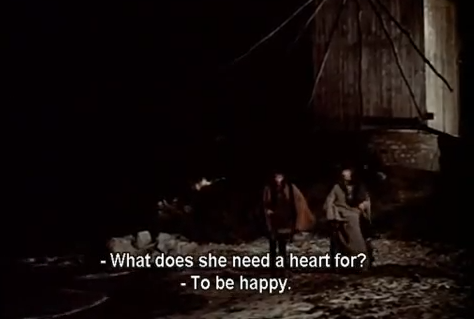 From the film Rusalochka. Cinema movies, Movie quotes