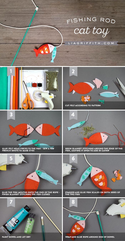 Photo of ▷ Más de 1001 ideas en imágenes inspiradoras para juguetes para gatos