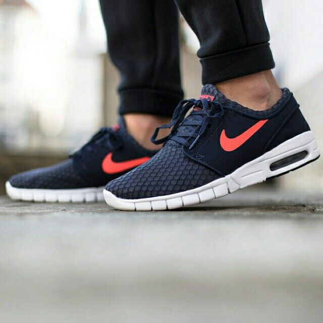 f62046ccfd84 ... shopping nike sb stefan janoski max obsidian hot lava white available  now in store and online