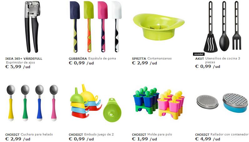 Ikea utensilios de 796 454 utensilios de for Utensilios de cocina ikea