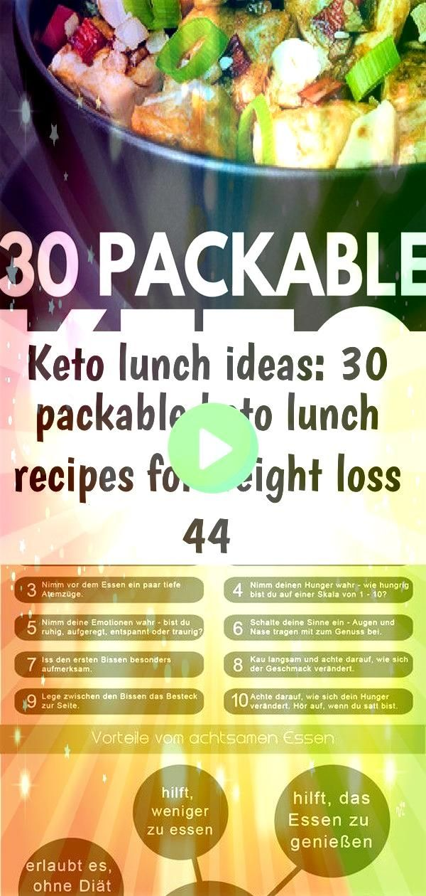 lunch ideas 30 packable keto lunch recipes for weight loss 44 Every day it seems like someone I know is starting the keto diet With all its benefits it doesnt surprise me...