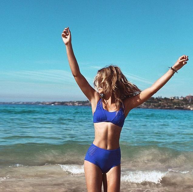 16f91f90ad Major Fitspo  The 50 Best Bikini Bodies on Instagram - Caitlyn Paterson