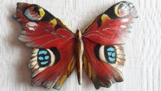 Fronte farfalla