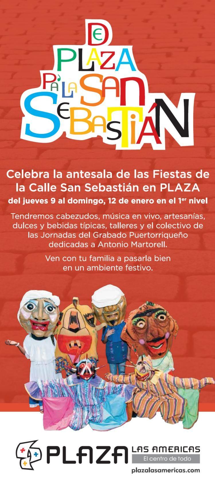 De Plaza Pa' La San Sebastián @ Plaza Las Américas #sondeaquipr #plazalasamericas #sanse2014