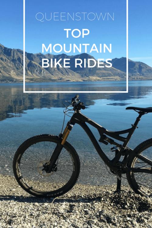 Queenstown My Top 6 Mountain Bike Rides Mountain Biking