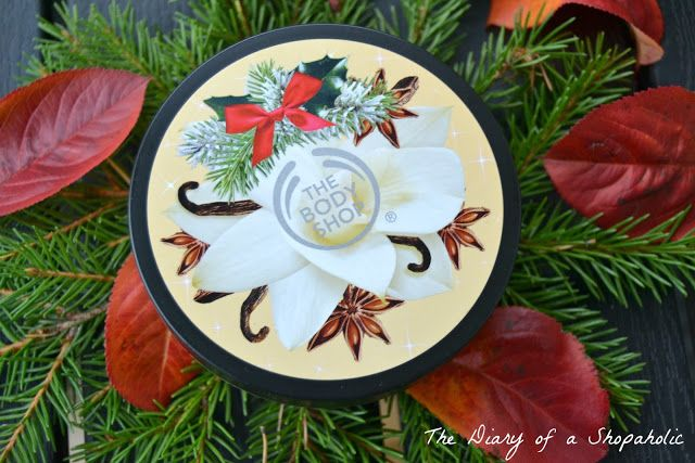 The Diary of a Shopaholic: The Body Shop Christmas