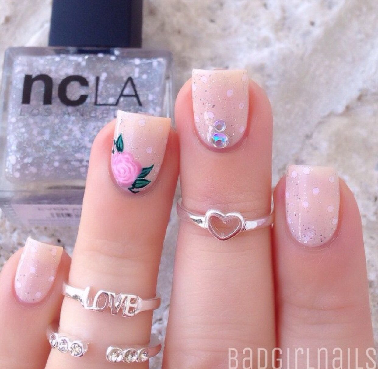 Pin by ily cerdas on hbd pinterest nail nail manicure and