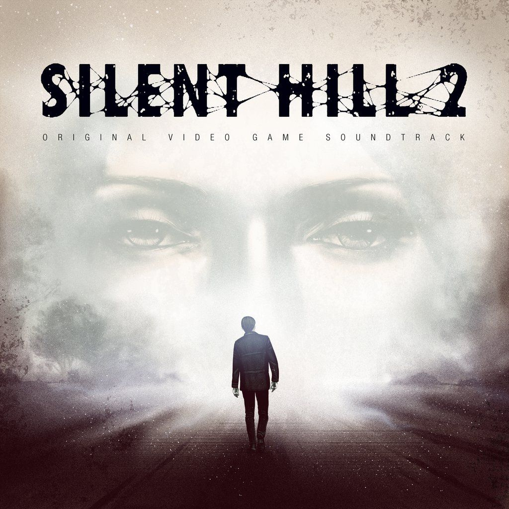 Silent Hill 2 Original Video Game Soundtrack 2xlp Silent Hill Silent Hill 2 Soundtrack