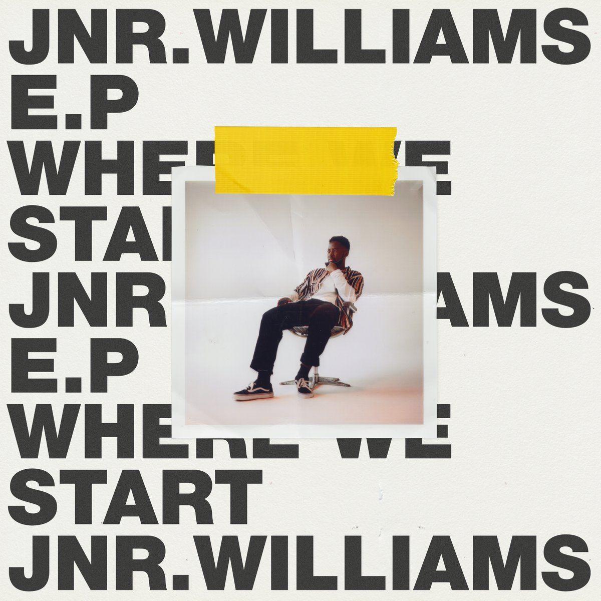 Jnr Williams Where We Start Cover Williams Album Album Releases