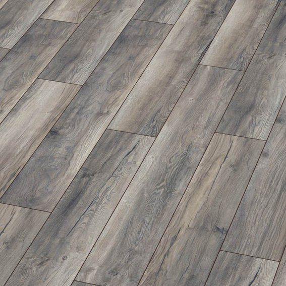 Swiss Krono Amazone Harbour Oak Grey 10mm Laminate Flooring Cheap
