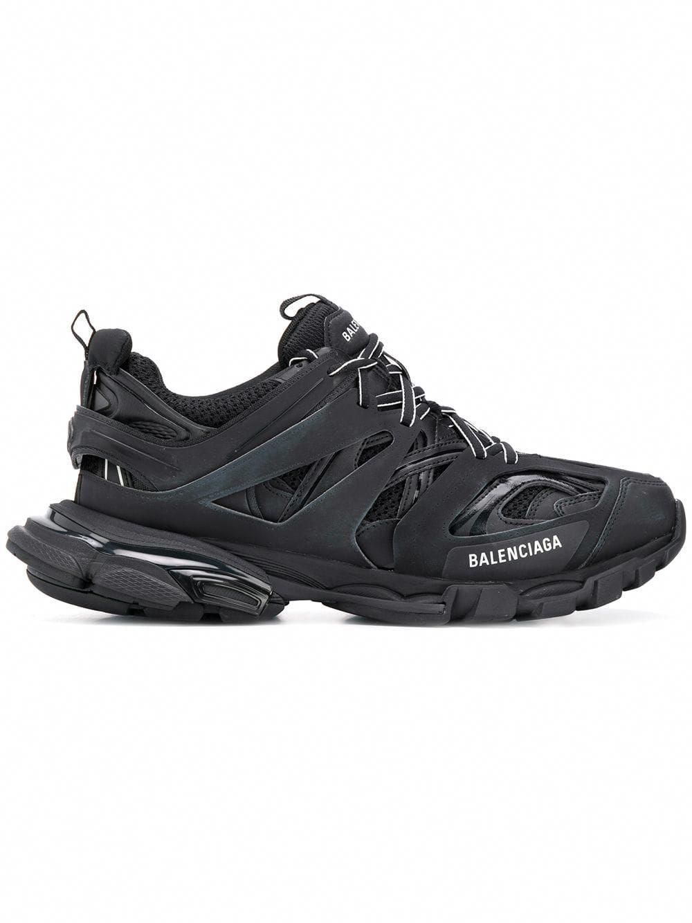 6d0b1a370 BALENCIAGA BALENCIAGA TRACK SNEAKERS - BLACK.  balenciaga  shoes   sneakersfashion