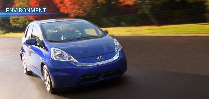 Here At Sussex Honda We Have The 2013 Honda Fit EV   NO GAS!!! And You Can  Lease This Awesome Environmentally Friendly Car For $259 A Month For 36  Months ...