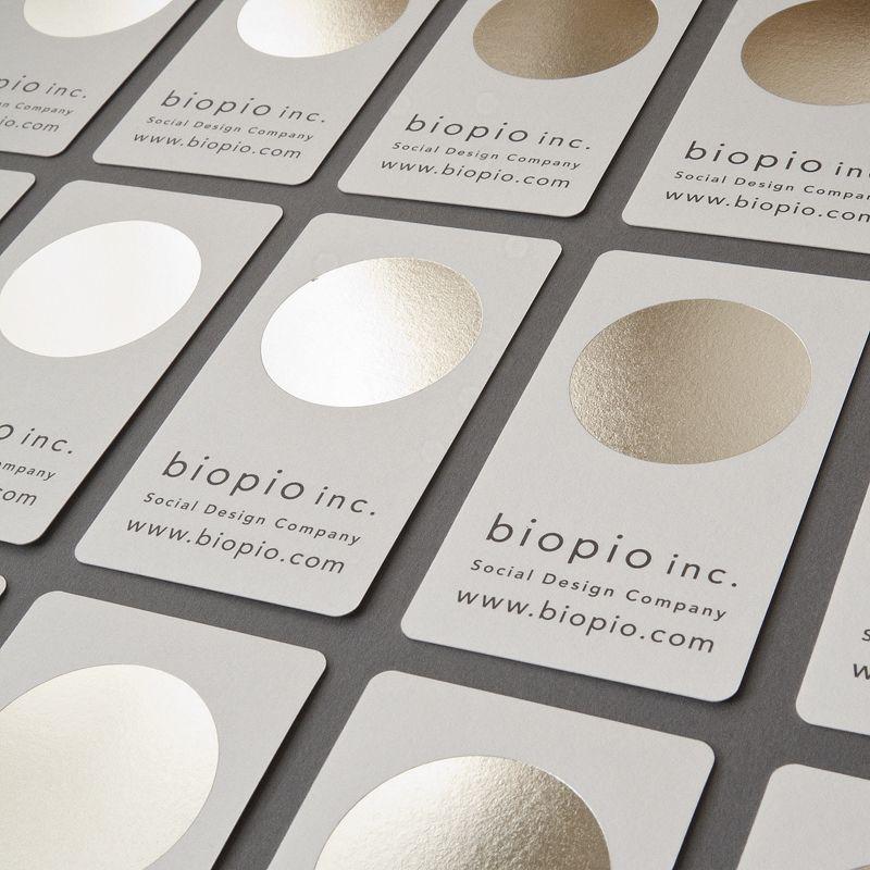 Foil stamping logo, business cards, web design https://www.facebook ...