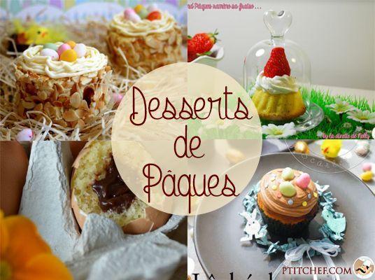 Idees recette de dessert pour paques