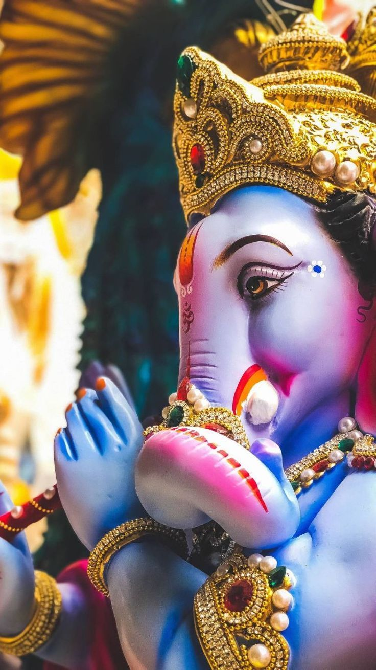 Live Wallpaper For Android Free Download 3d In 2020 Happy Ganesh Chaturthi Images Ganesh Wallpaper Ganesh Chaturthi Images