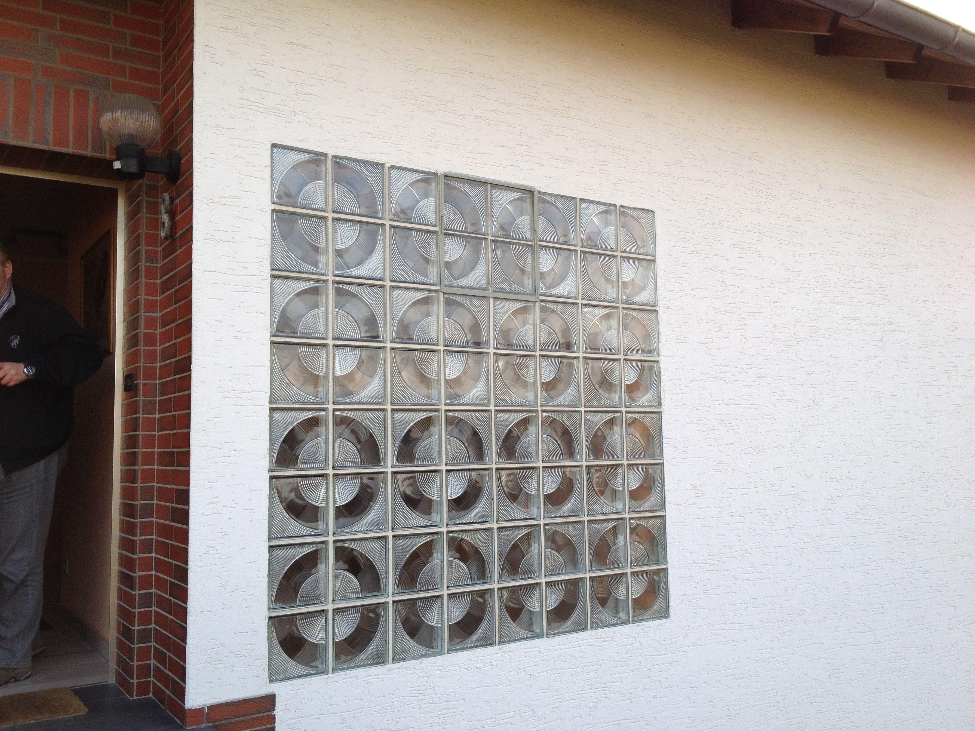 Glasbausteine durch richtige fenster ersetzen bauanleitung zum bank - Glasbausteine durch fenster ersetzen ...