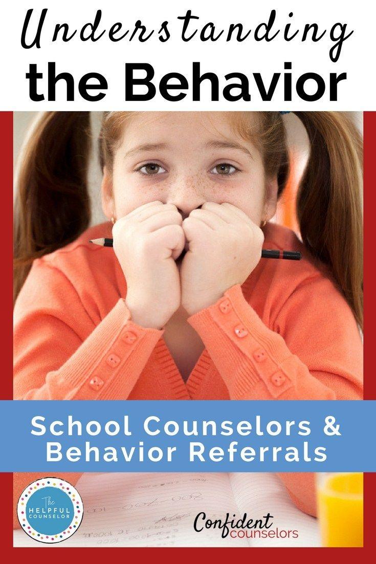Managing Referrals for Disruptive Behavior Behavior