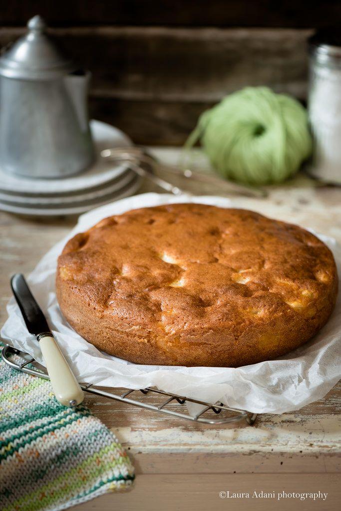 torta allo yogurt e pere | Ricette, Torte, Idee alimentari