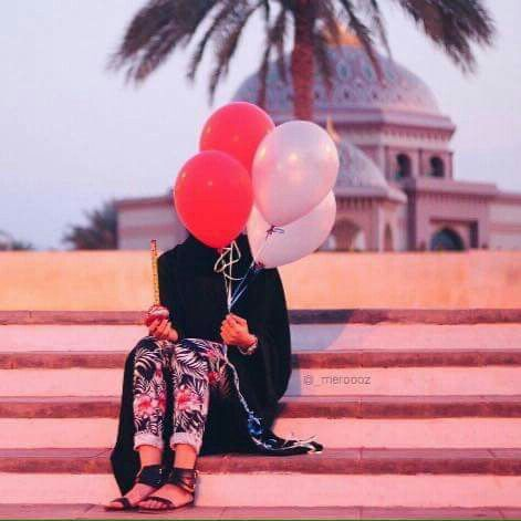 Pin By Nahdi Queen On My Birthday Hijabi Girl Beautiful Hijab Arab Swag