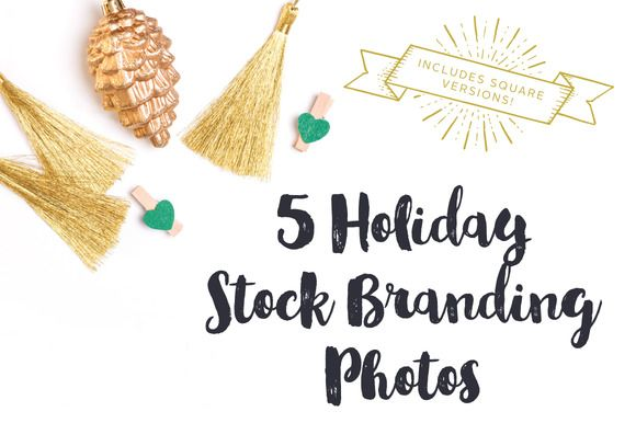 Gold Green Holiday Brand Photos Holiday Brands Branding Photos Pink Holiday