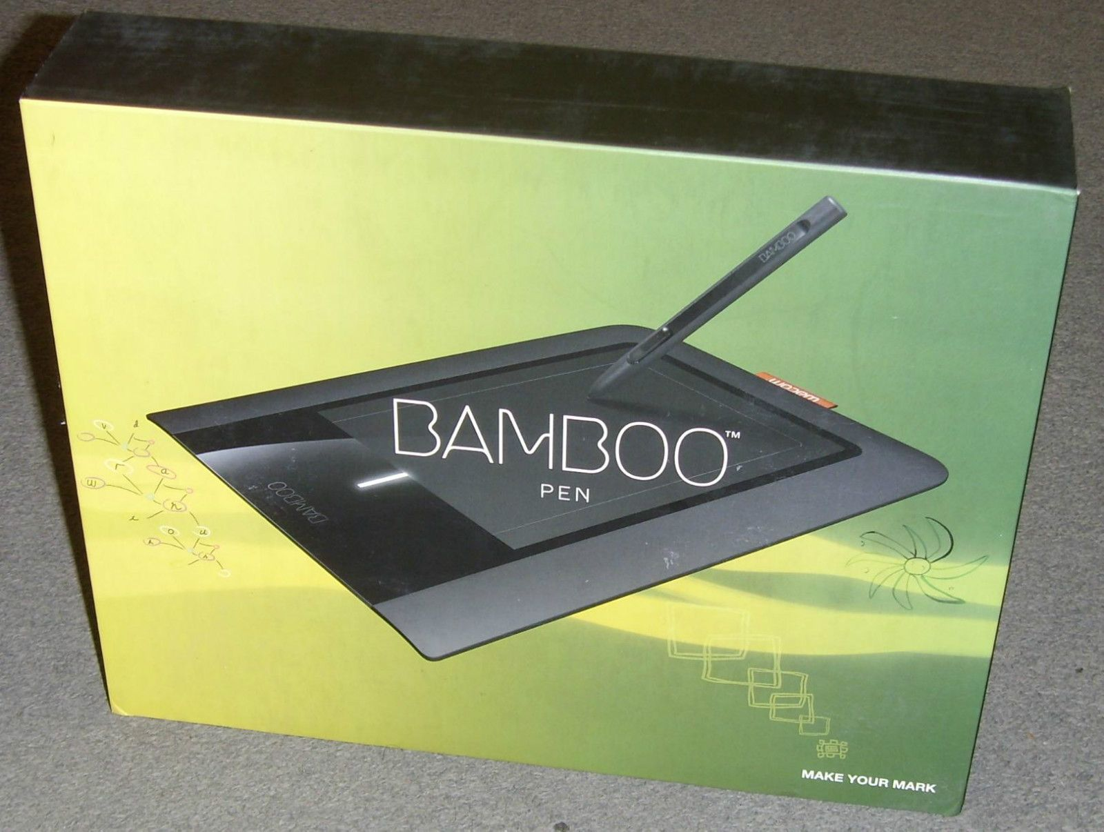 Bamboo Drawing Tablet With Images Bamboo Drawing Tablet