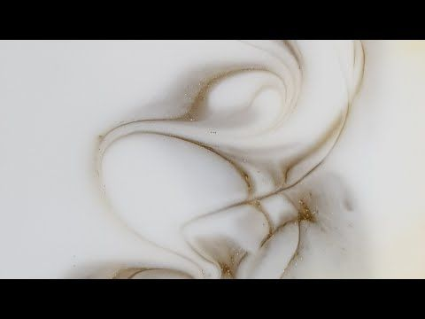 peinture acrylique abstraite facile youtube peinture. Black Bedroom Furniture Sets. Home Design Ideas