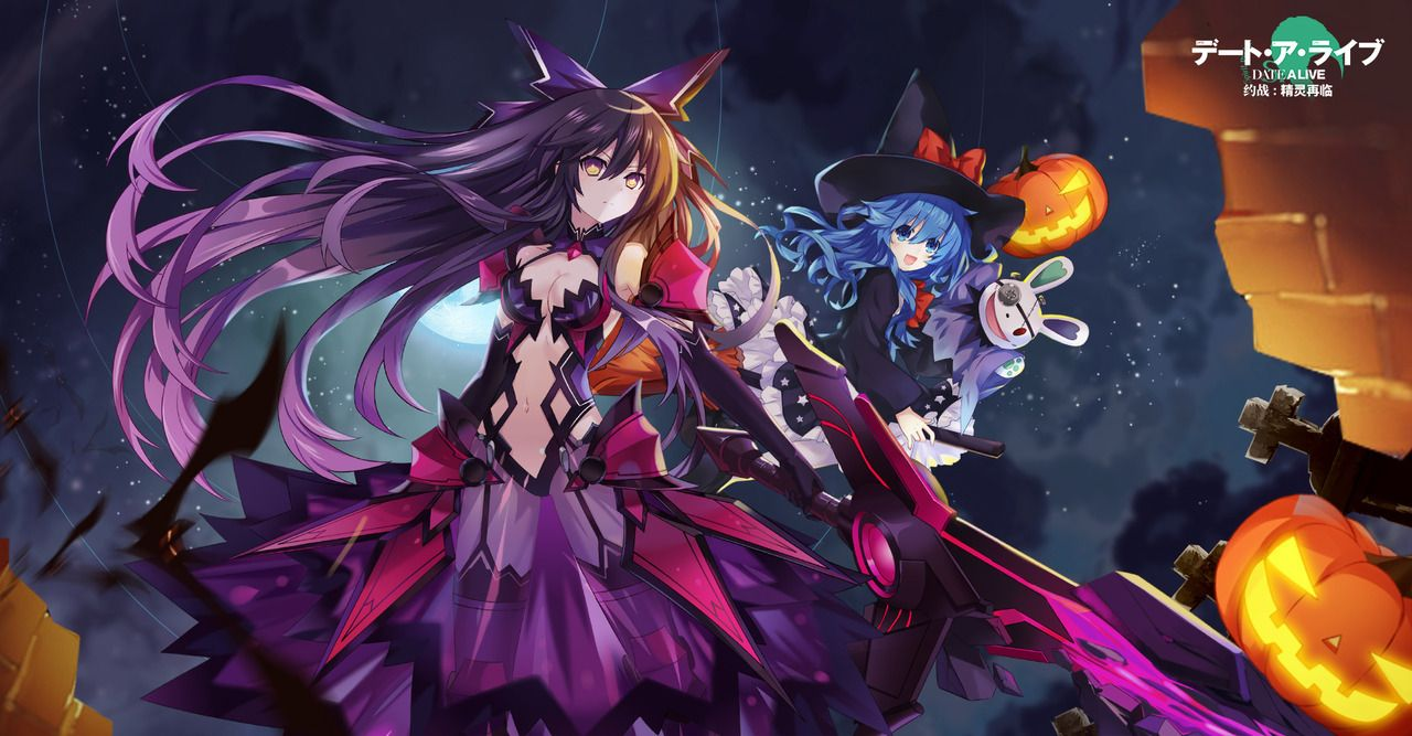 Datealivestuff Date A Live Spirit Pledge Inverse Tohka