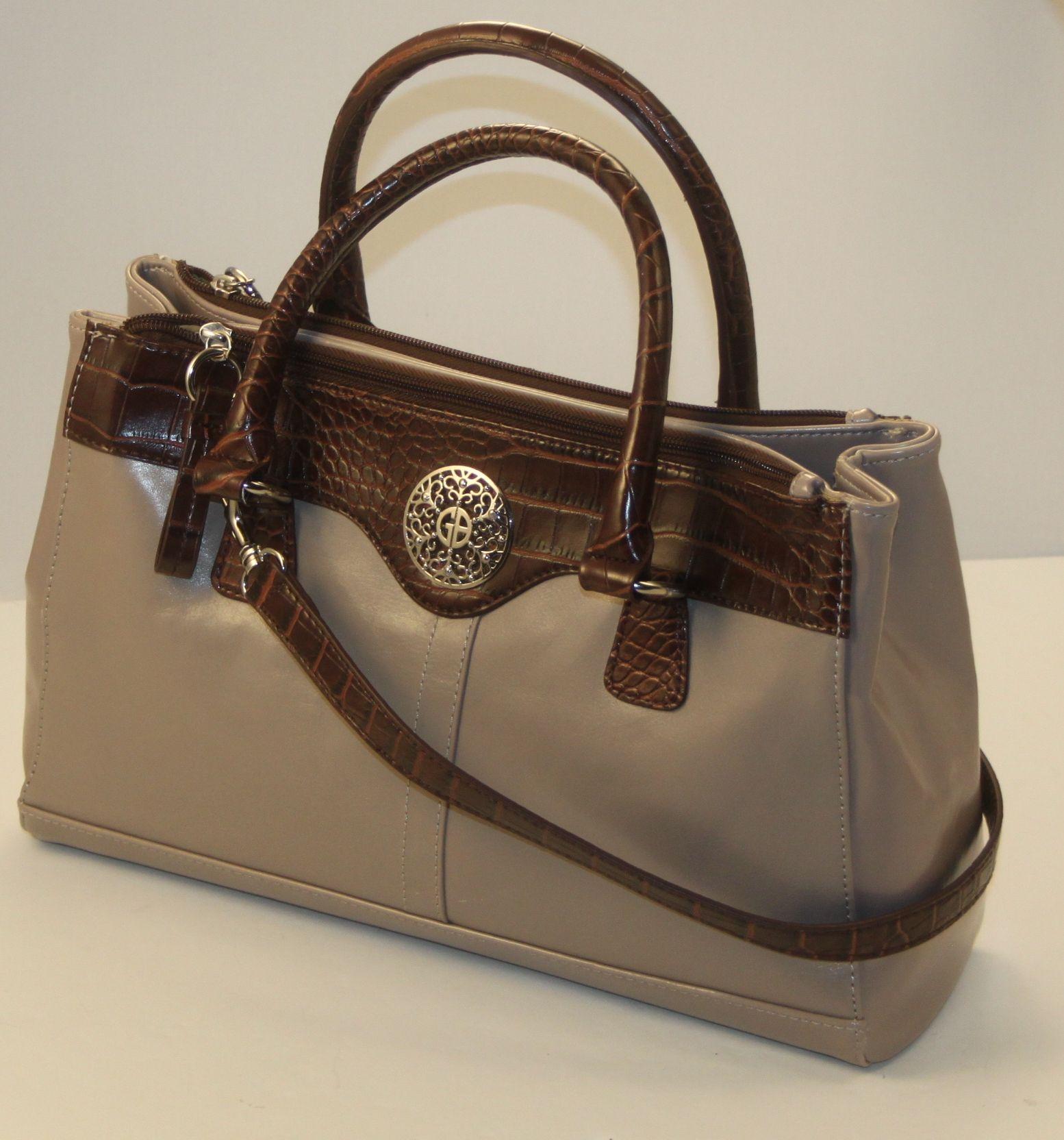 Glazed Leather Handbags Photo