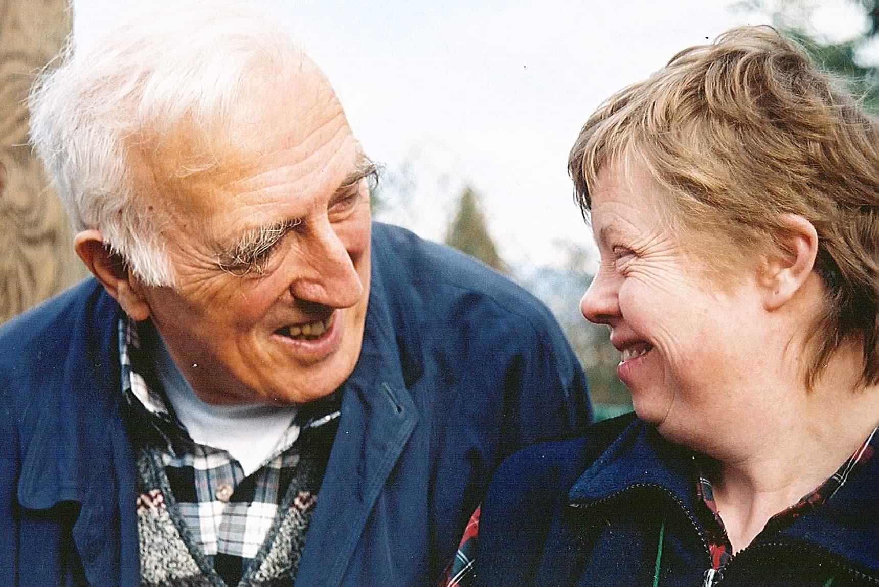 Image result for jean vanier