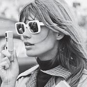 Francoise Hardy forever!... (Paulette magazine)