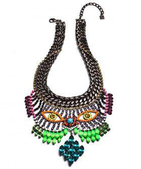 """""""Betty Davis"""" necklace from Dannijo"""